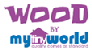 MyTinyWorld Handmade Wood Logo