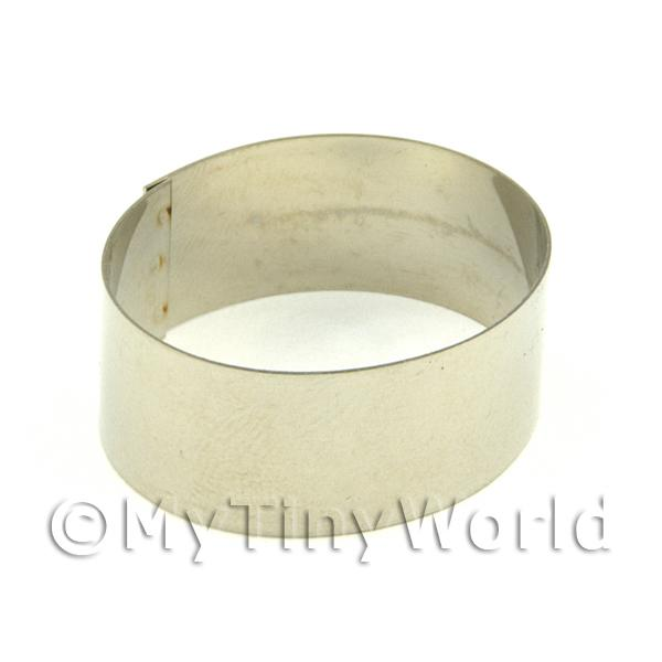 Metal Oval Shape Sugarcraft / Clay Cutter (30mm)