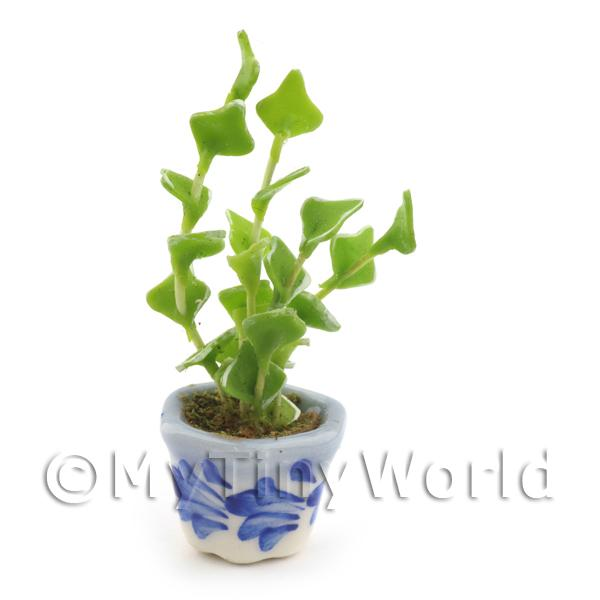 Dolls House Miniature Ivy Plant
