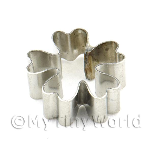 Metal Primrose Flower Sugarcraft / Clay Cutter (11mm)