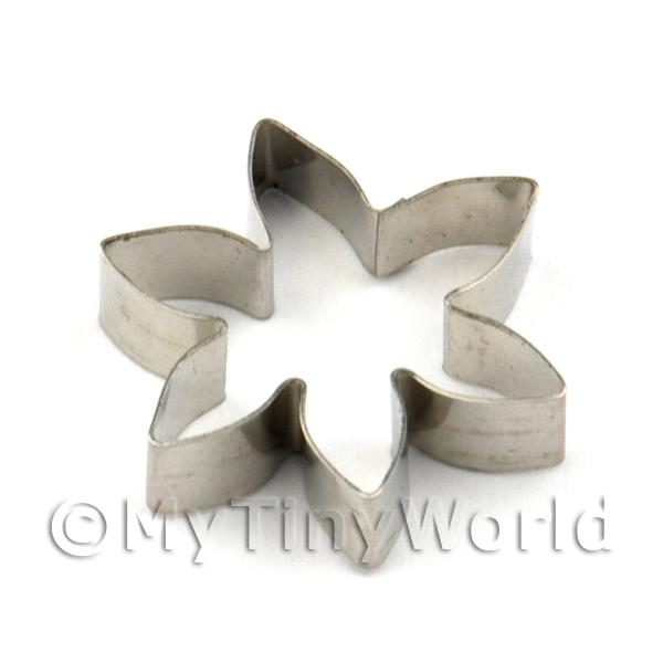 Waterlily Flower Sugarcraft / Clay Cutter Style 2