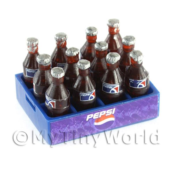 Dolls House Miniature  | Dolls House Miniature Pepsi Crate