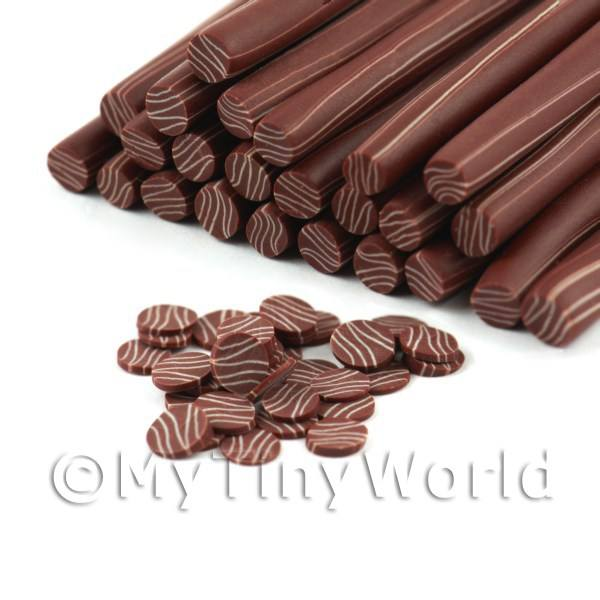 Milk Chocolate With White Chocolate Ripples (09NC4)