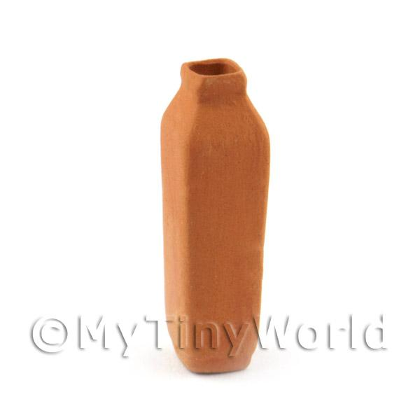 Dolls House Miniature Very Fine Terracotta Vase (4 of 12)
