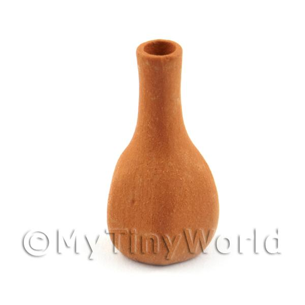 Dolls House Miniature Very Fine Terracotta Vase (6 of 12)