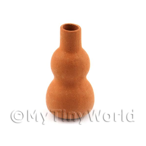 Dolls House Miniature Very Fine Terracotta Vase (7 of 12)