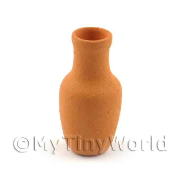 1/12 Scale Dolls House Miniatures  | Dolls House Miniature Very Fine Terracotta Vase (8 of 12)