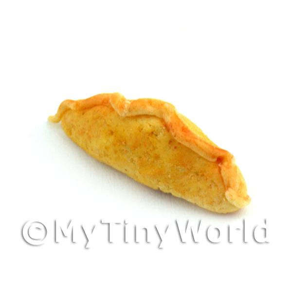 Dolls House Miniature Cornish Pasty