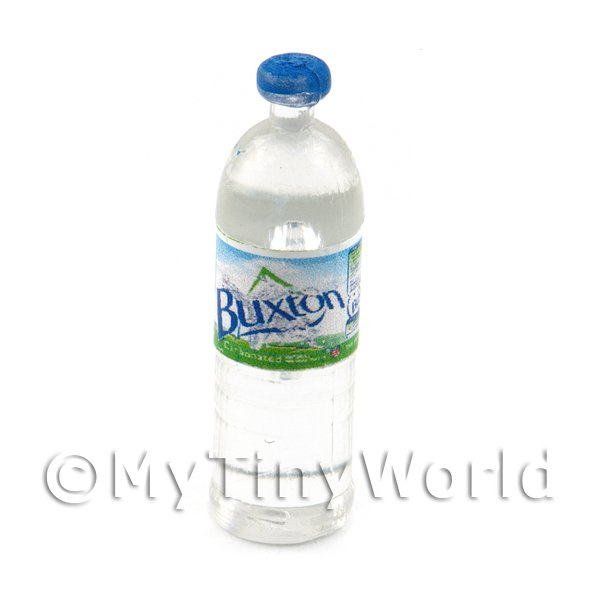 Dolls House Miniature  | Dolls House Miniature Large Buxton Brand Water Bottle