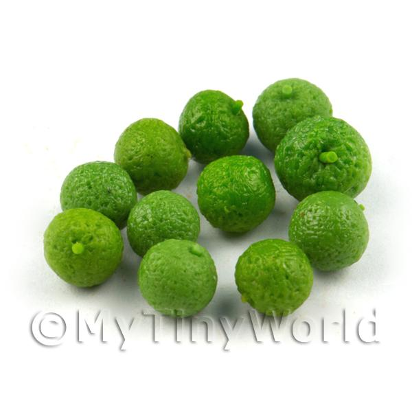 Dolls House Miniature Handmade Lime