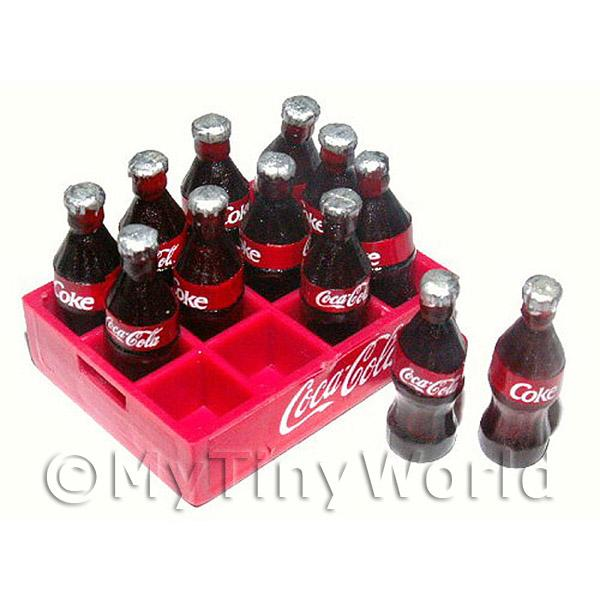 Dolls House Miniature  | Dolls House Miniature Dolls House Miniature Crate of Coca Cola