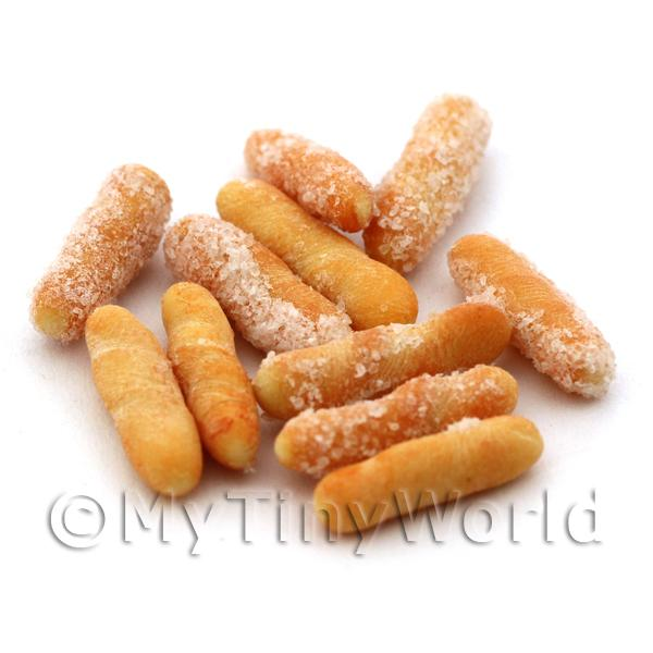 Dolls House Miniature Finger Doughnut