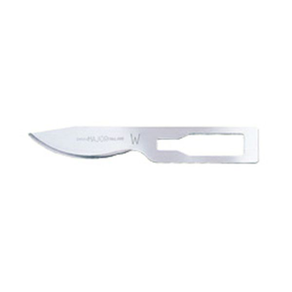 Pack of 5 SUPA-W Carbon Steel Blades Fits SUPA-R Handle