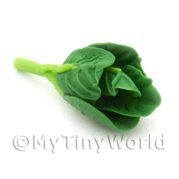 1/12 Scale Dolls House Miniatures  | Dolls House Miniature Vegetable Greens Stem