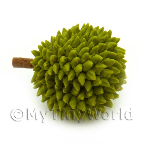 Dolls House Miniature Handmade Durian King Of Fruits