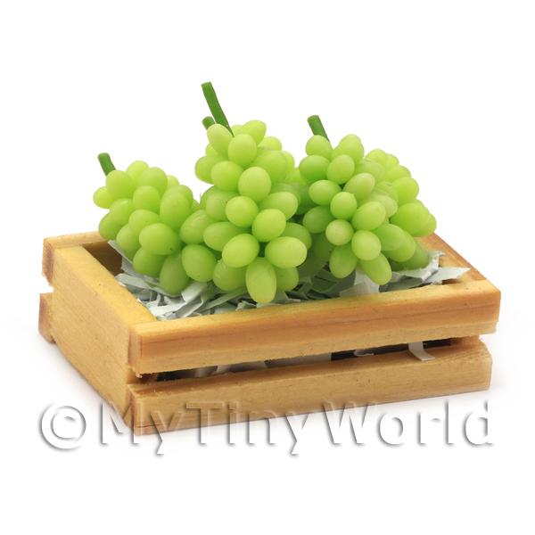 Dolls House Miniature  | Dolls House Miniature Crate of Grapes