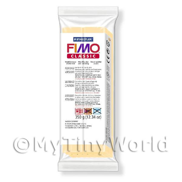 FIMO Classic Basic Colours 350g Champagne 02