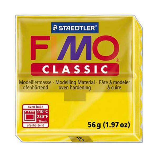 FIMO Professional  85g Golden Yellow 15
