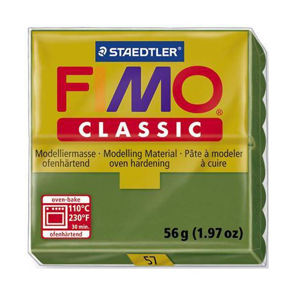 FIMO Professional  85g Leaf Green 57