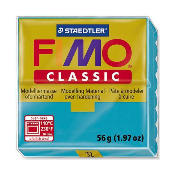 FIMO Classic Basic Colours 56g Turquoise 32
