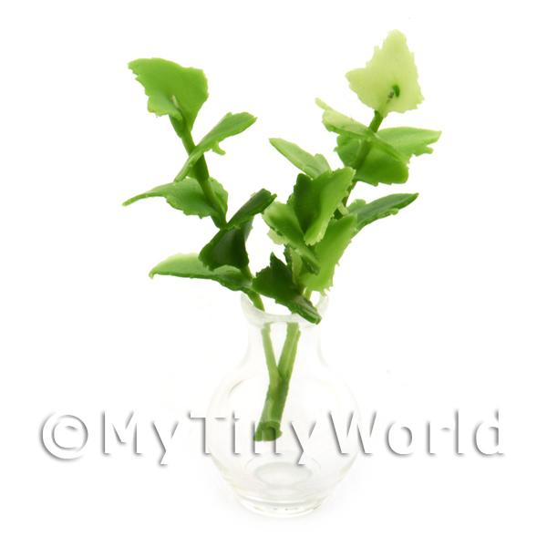 Dolls House Miniature  | Bunch Of Dolls House Miniature Green Plant Foliage