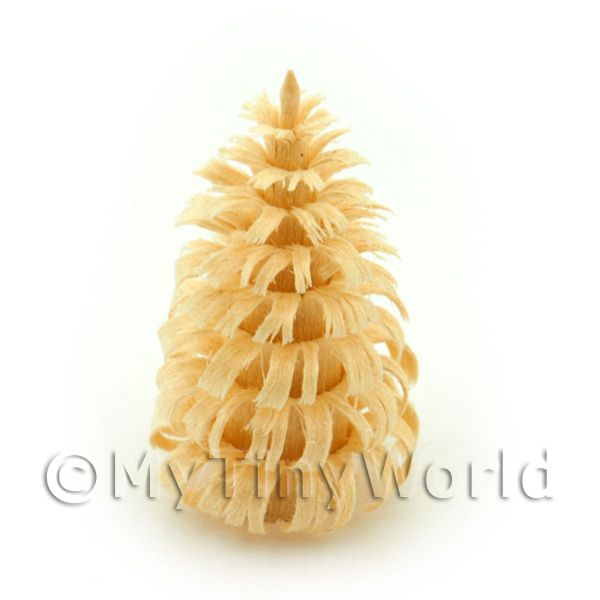 Dolls House Miniature 30mm Natural Tree