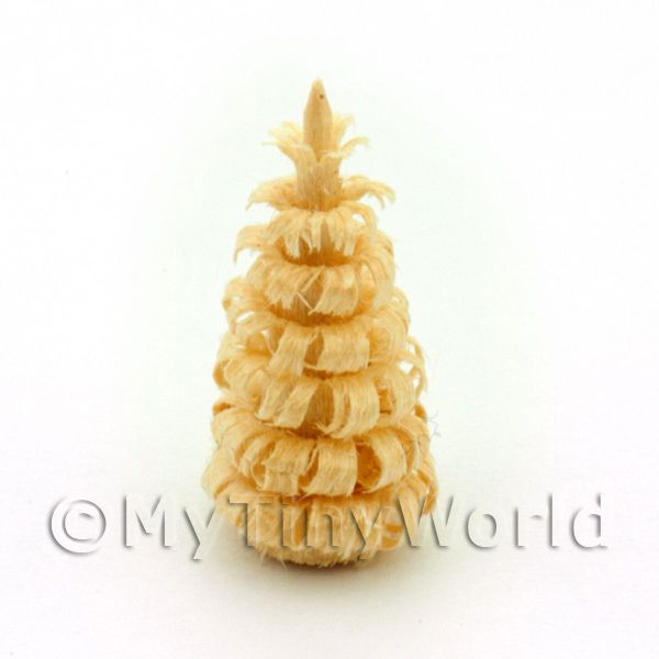 Dolls House Miniature 20mm Natural Tree