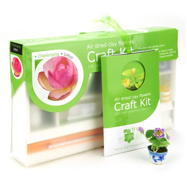 Flower Craft Kits DIY