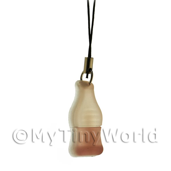 Translucent Classic Cola Bottle Sweet Phone Charm