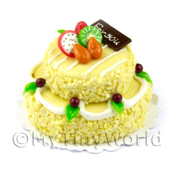 Buy Round Iced Cake Uk