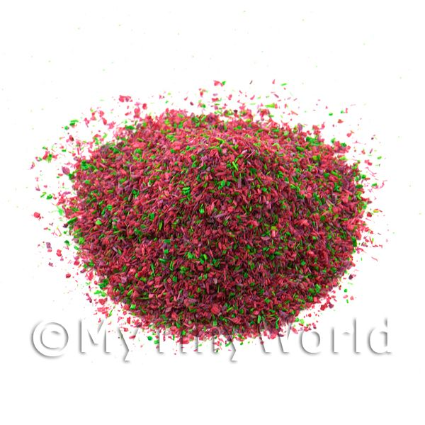 Dolls House Miniature Heather Colour Scatter