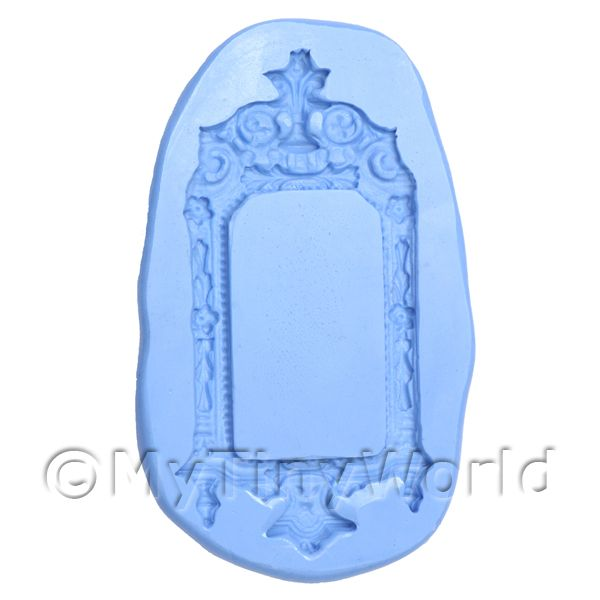 Dolls House Miniature  | Dolls House Miniature Reusable Picture Frame Silicone Mould