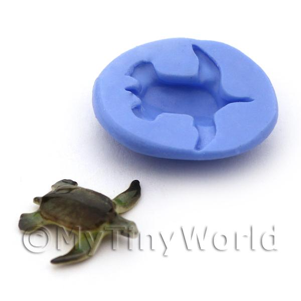 Dolls House Miniature Turtle Reusable Silicone Mould