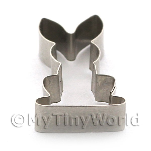 Tiny Custom Made Rabbit Sugarcraft / Clay Cutters