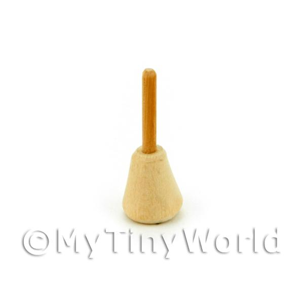 1/12 Scale Dolls House Miniatures  | Dolls House Miniature Wood Meat Tenderiser/Potato Masher